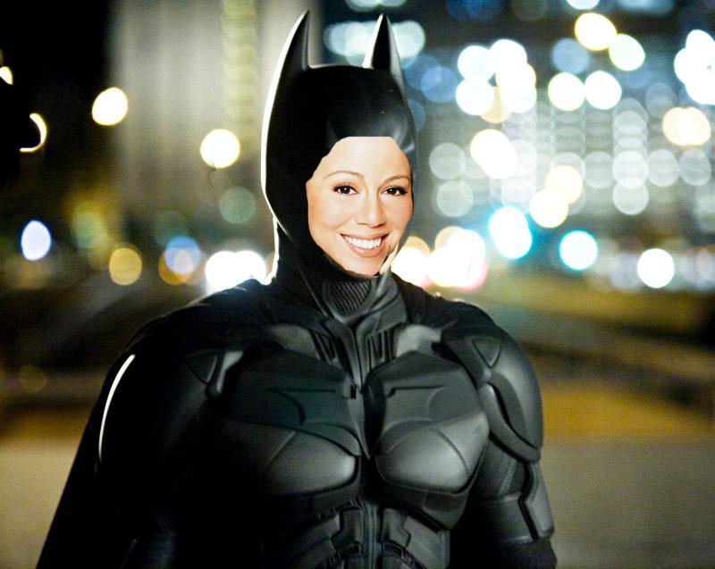 batman mariah carey