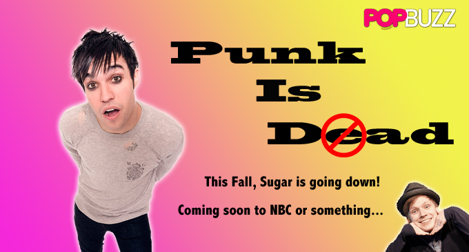 punk sitcom