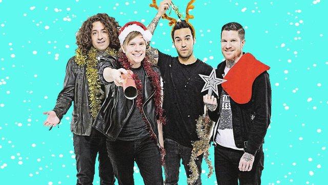 fall out boy christmas - Fall Out Boy Christmas