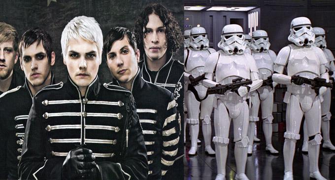 MCR stormtroopers