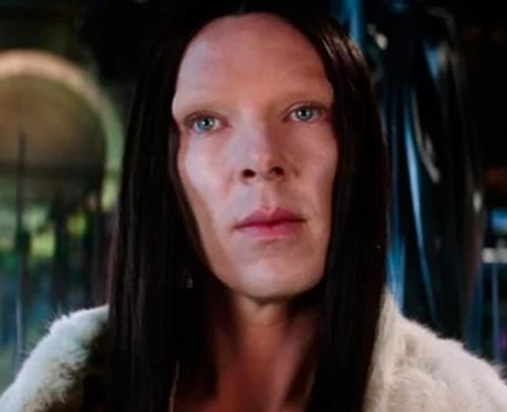 Benedict Cumberbatch Eyebrows