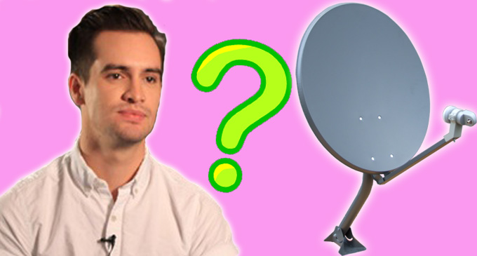 Brendon urie quiz header