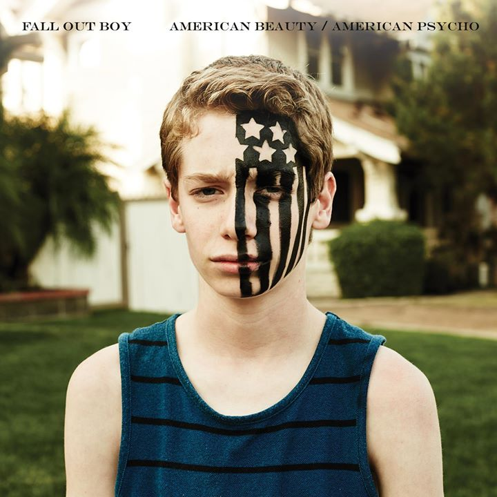 Fall Out Boy - American Beauty/American Psycho Alb