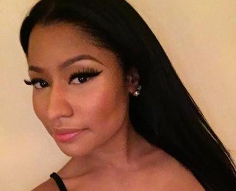 "Nicki Minaj's ""Pinkprint"" Promo Look"