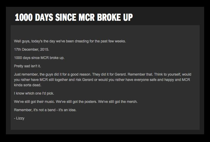 mcr site