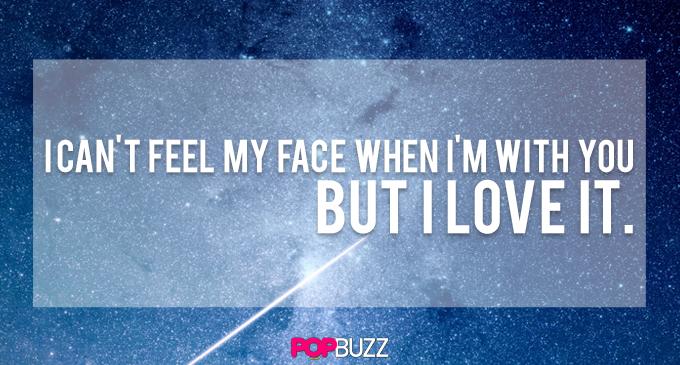 NYR - Feel My Face