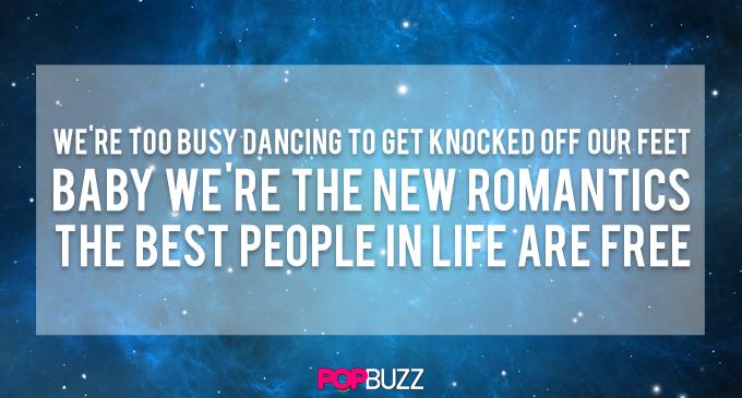 NYR - New Romantics
