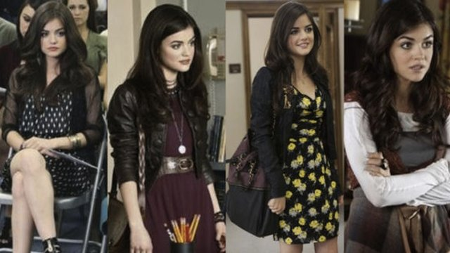 Quiz Which Iconic Aria Montgomery Outfit Best Describes Your Personality Popbuzz