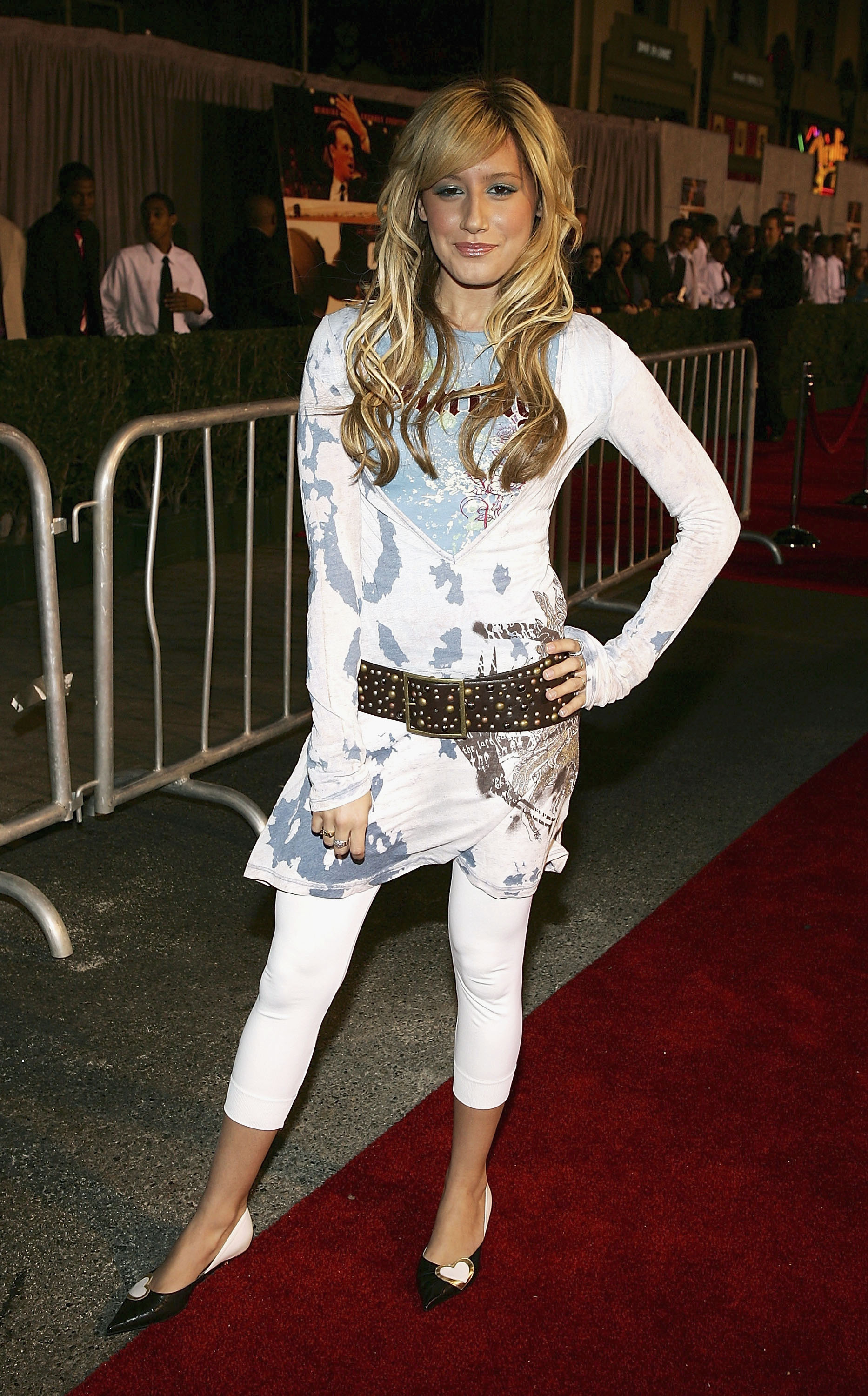 Ashley Tisdale Glory Road Premiere