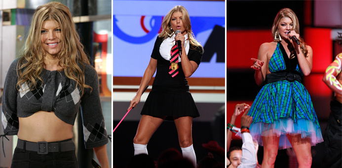 Fergie Fashion