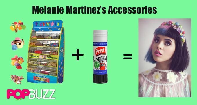 Melanie Martinez accessories