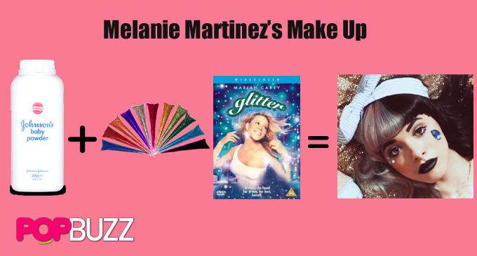 Melanie Martinez make up