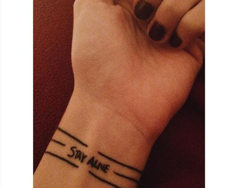 Twenty One Pilots Tattoo 8