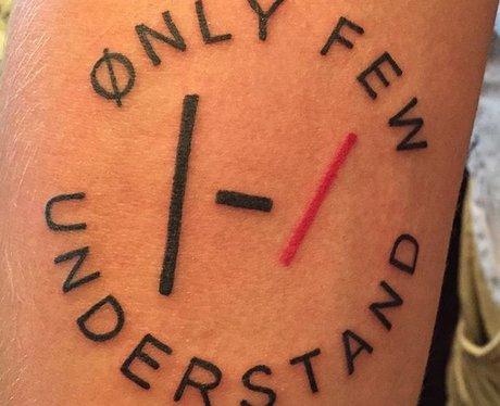 Twenty One Pilots Tattoo 9