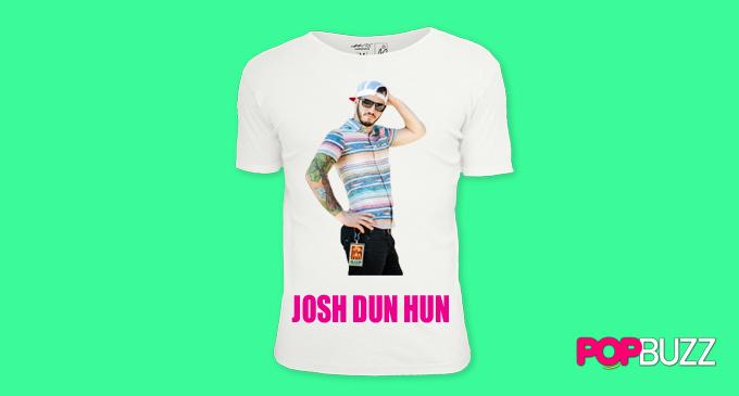 Josh Dun Hun T shirt