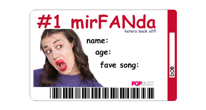 miranda sings membership