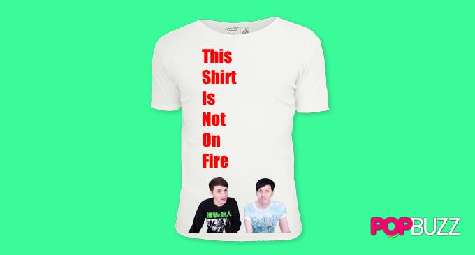 Phan shirt