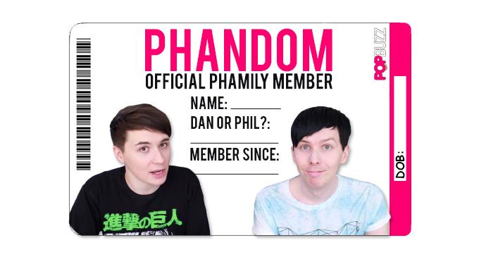 phandom membership