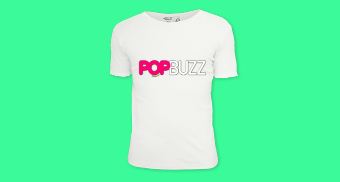 popbuzz t shirt