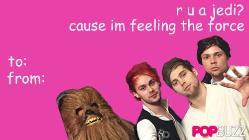 5SOS Tumblr Valentine