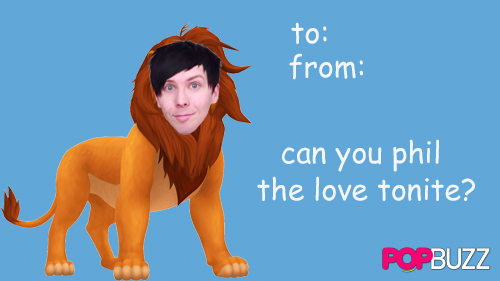 Amazing Phil Tumblr Valentine