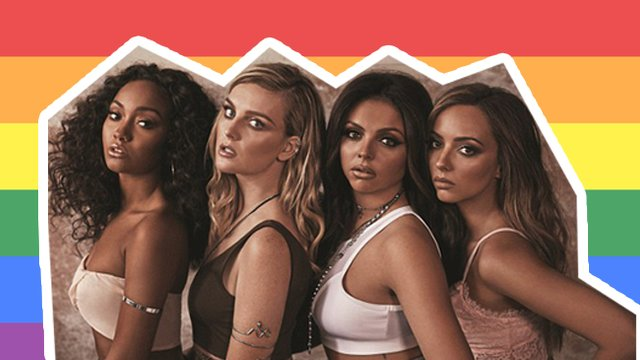 There's A LGBTQ Version Of Little Mix's