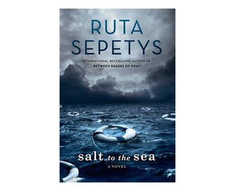 Salt of the Sea Cover Ruta Sepetis