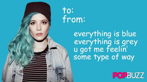 Valentine - Halsey