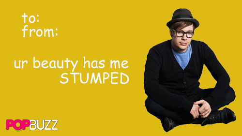 Valentine - Patrick Stump