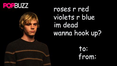 Valentine - Tate AHS