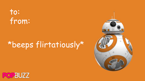 BB8 Tumblr Valentine