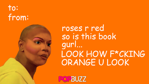 Drag Race Tumblr Valentine