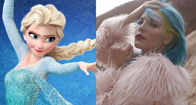frozen casting 1