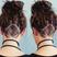 Image 1: leaf undercut hidden hair tattoo