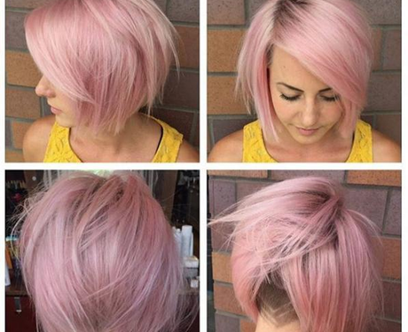 pink undercut hidden hair tattoo