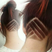 Image 6: linear undercut hidden hair tattoo