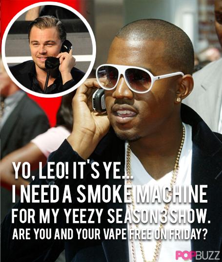 Kanye Leo 1
