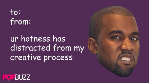 Kanye West Tumblr Valentine
