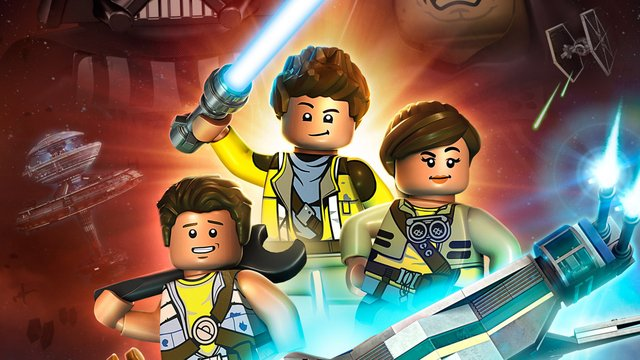 A Lego Star Wars TV Show Exists Because The Force Is Awesome - PopBuzz