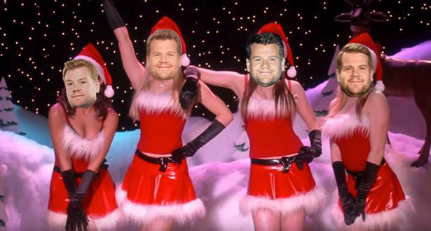 corden mean girls