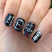 Image 5: twenty one pilots nail art
