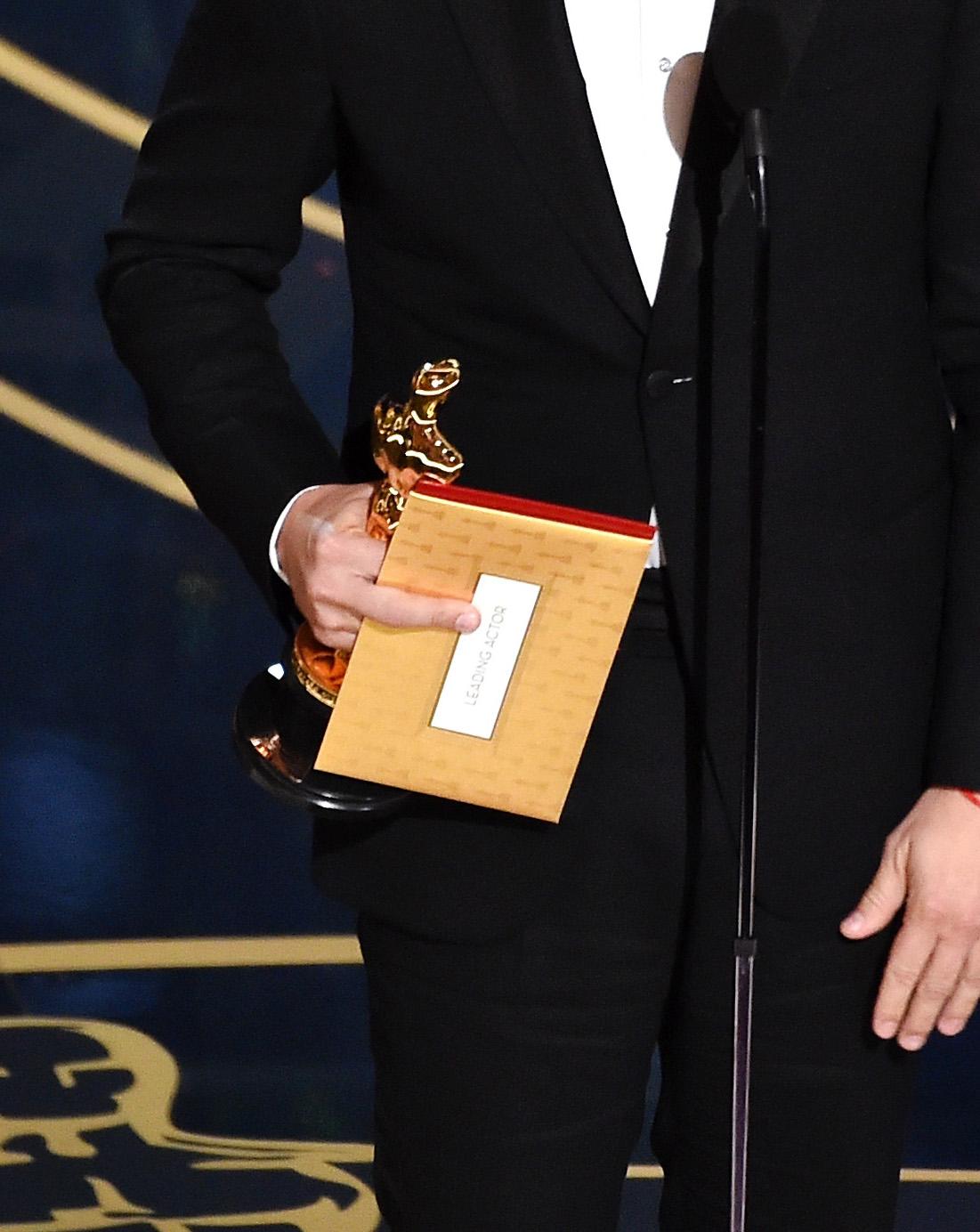 Leo DiCaprio Oscar Zoom 2