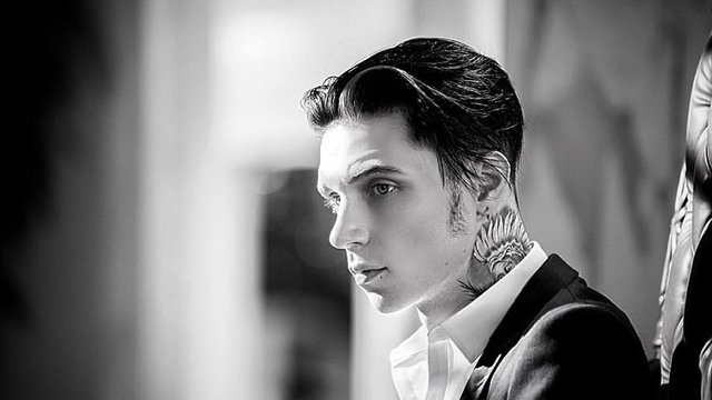 andy black previews new single chorus because he s a massive tease