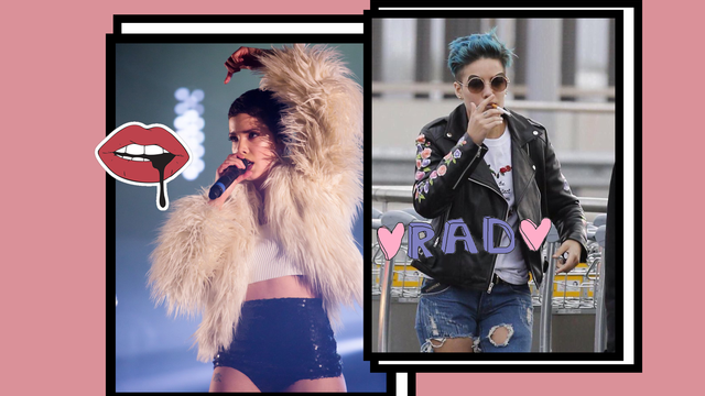QUIZ: Which Amazing Halsey Outfit Should You Wear To Conquer