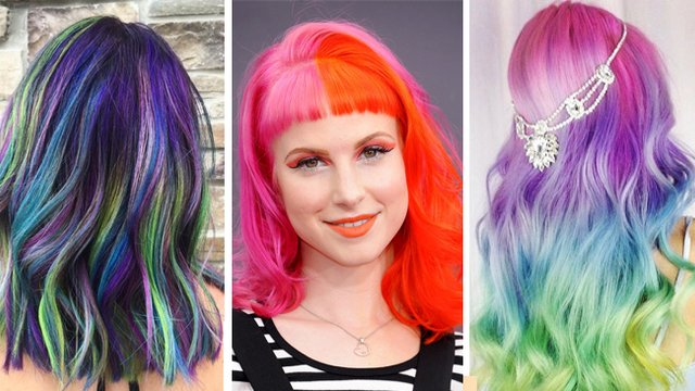 Quiz We Know What Colour You Should Dye Your Hair Based On