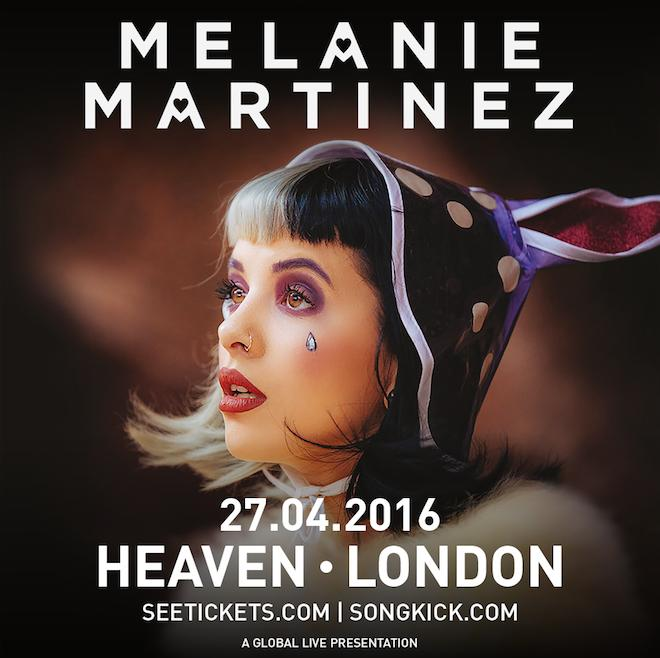 Melanie Martinez London