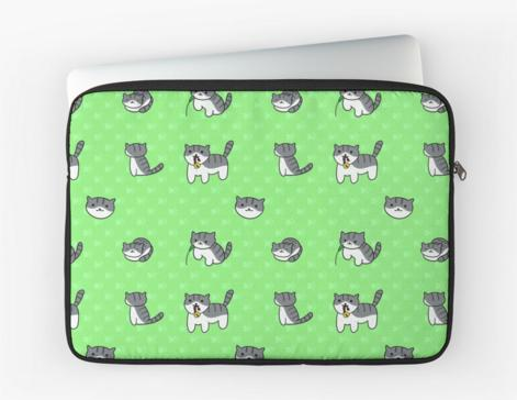 Neko Laptop Case