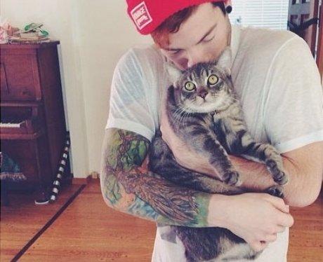 josh dun cat 2