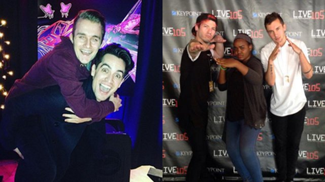 These are probably the best meet and greet pics of all time popbuzz meet and greet header m4hsunfo Image collections