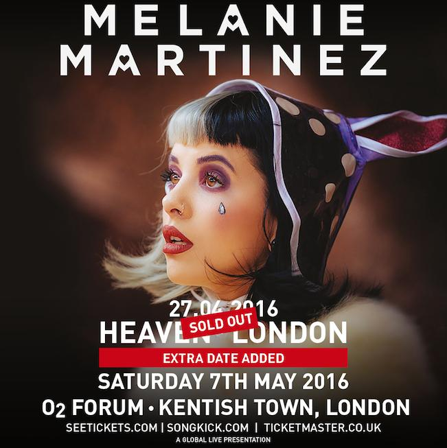melanie london show 2